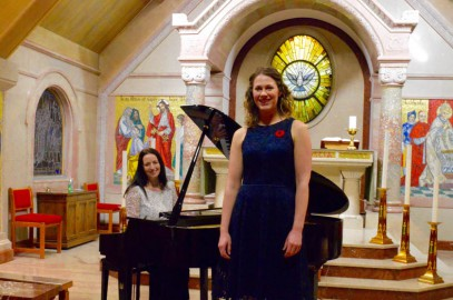 Remembrance Day Concert at St.Mary's – A Thank You