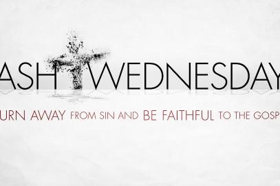 Mar. 06 – Ash Wednesday Mass – 7:00PM