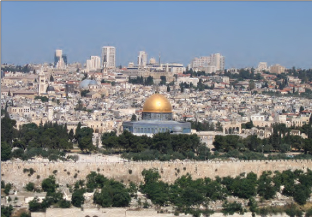 Join Fr. Dan on a Piligrimage to the Holy Land in 2020