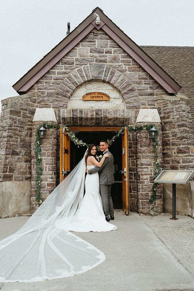 Congratulations to Paula & Richie – Married May 22, 2021