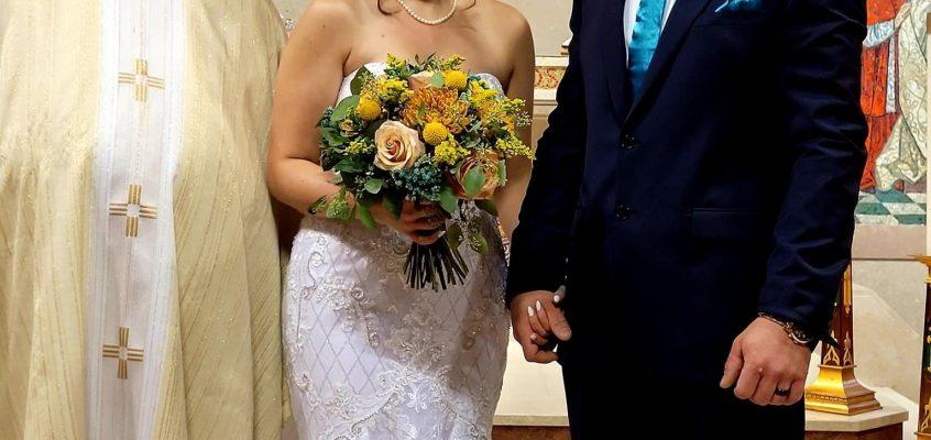Congratulations to Jessica & Joe